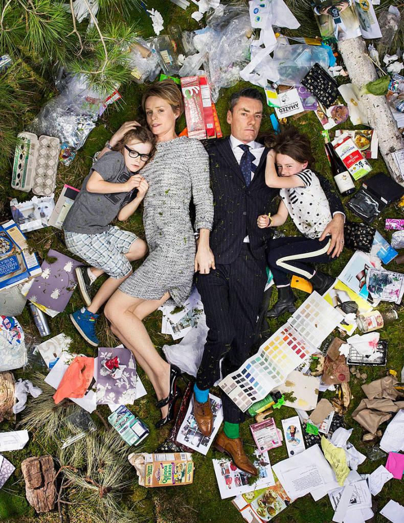 Gregg Segal - 7 Days of Garbage